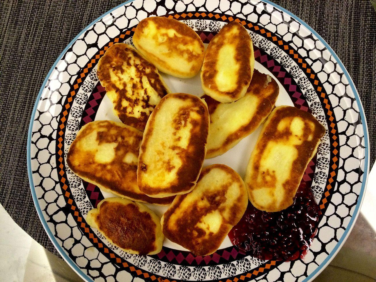 Фото рецепт творожных сырников